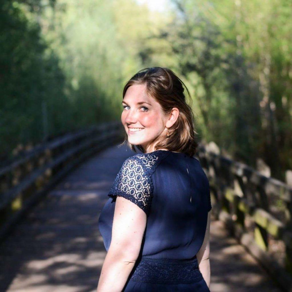 Portrait Jessica Petersohn Zimelie