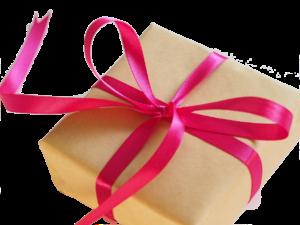 Wie mann ein Geschenk ablehnt
